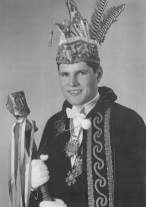 1967 Prins Chris I