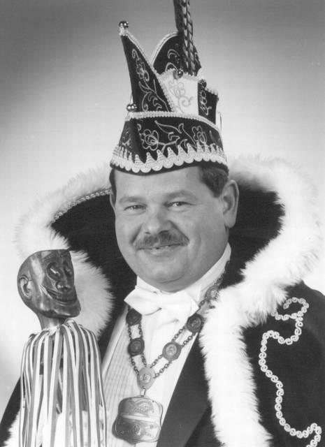 1992 Prins Sjaak II
